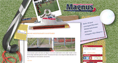 Preview of hockeyclubmagnus.nl